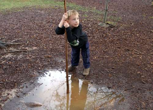 Big Mud Puddle